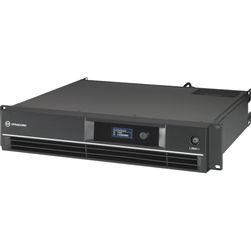 Dynacord L2800 DSP 2 Channel Amplifier