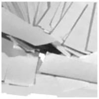 Electric confetti cannon 80cm