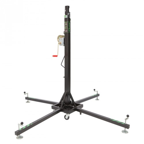 Kuzar K-3 Telescopic Lifter 5.35m 125kg